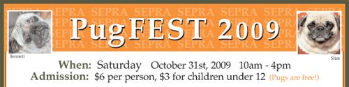 SEPRA PugFest 2009